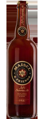 Maisels and Friends Jeffs Bavarian Ale