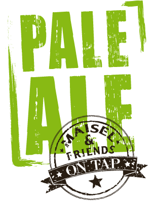 Maisel and Friends Pale Ale On Tap