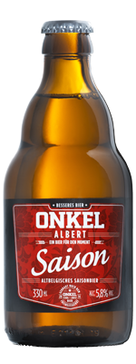 Onkel Albert Saison Craft Beer