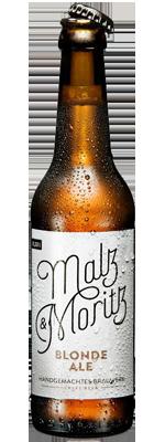 Malz und Moritz Blond Ale